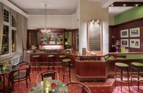Hotelbar im Oranien Hotel & Residences Wiesbaden