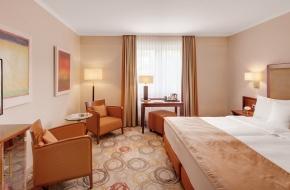 Komfort Doppelzimmer im Oranien Hotel & Residences Wiesbaden
