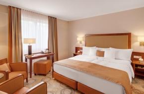 Komfort Doppelzimmer im Oranien Hotel & Residences Wiesbaden 2