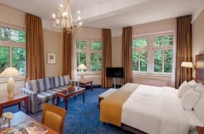 Komfort Doppelzimmer im Oranien Hotel & Residences Wiesbaden 3