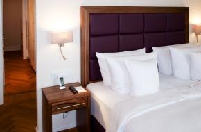 Komfort Apartment im Oranien Hotel & Residences Wiesbaden