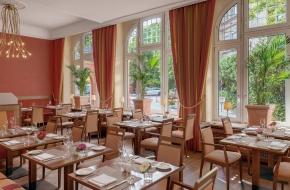 Restaurant Linner im Oranien Hotel & Residences in Wiesbaden