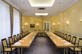 Nassausalon als Tagungsraum im Oranien Hotel & Residences Wiesbaden