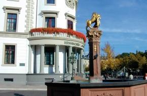 Hessischer Landtag Wiesbaden