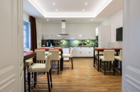 Meet & Eat im Oranien Hotel & Residences Wiesbaden
