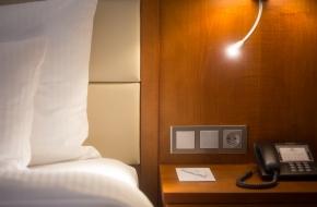 Komfort Doppelzimmer im Oranien Hotel & Residences Wiesbaden 6