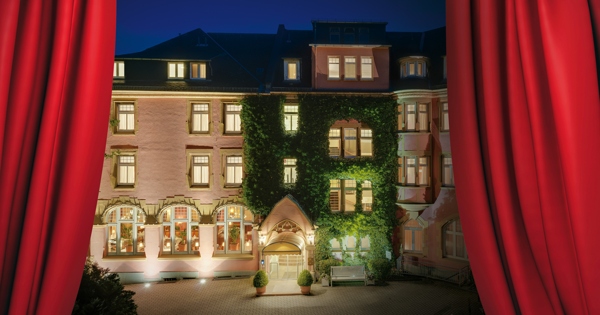 Musical Dinner Show im Oranien Hotel & Residences in Wiesbaden