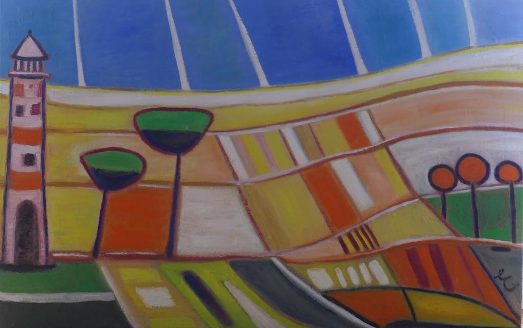 Kunstausstellung im Oranien Hotel & Residences Wiesbaden 3