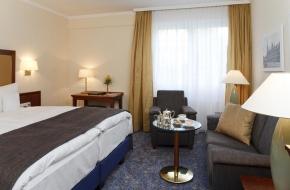 Classic Doppelzimmer im Oranien Hotel & Residences Wiesbaden