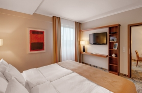 Junior Suite im Oranien Hotel & Residences Wiesbaden