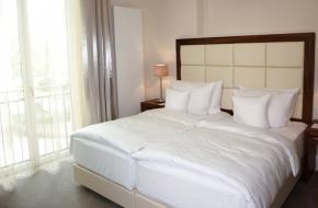 Studio Apartment im Oranien Hotel & Residences Wiesbaden