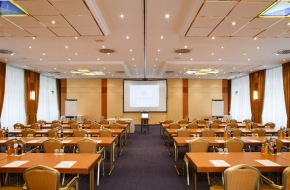 Oraniensaal als Tagungsraum und Veranstaltungsraum im Oranien Hotel & Residences Wiesbaden
